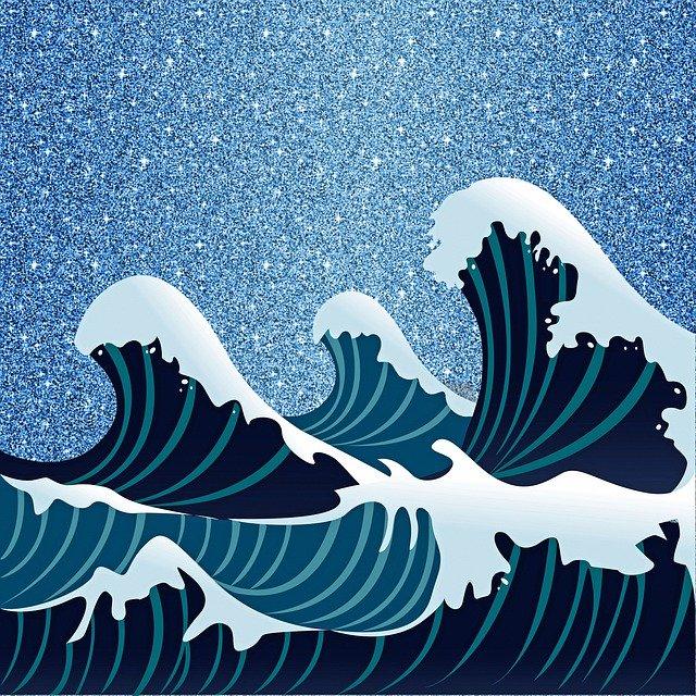 津波イメージ