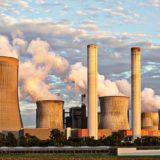ドイツの火力発電所